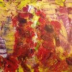 """Carmen  Cabot """"Tata""""Artista - Su pintura nos hab"""