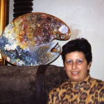Noguer BarceloPintora Artistica.Maestra Artesana