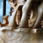 Dido DinEsculturas y cuadros de madera  Teléf