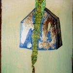 Pintora. Antònia BorràsArtista - Pintura, grab