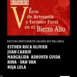 V Feria de Artesanía y Turismo Rural en el Bier