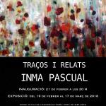 """Inma Pascual """"TRAÇOS I RELATS""""Artmallorca tiene"""