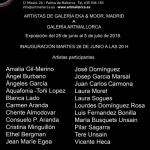 Eka & Moor Art Galerie de Madrid.Artmallorca se