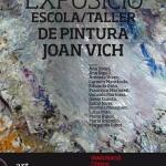 Invitación Exposición Escuela Taller Joan Vich