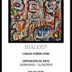 DIÀLEGS Nit de l'Art 2019La Galería Artmallo