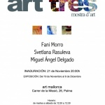 ART TRESLa Galería Artmallorca, juntamente con