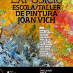 "Expo - ESCUELA/TALLER DE PINTURA JOAN VICH""ARTMA"