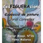 Exposición Jordi Canyellas, DesfigueresionsExpo