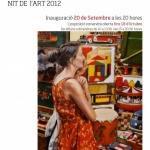 """""""Nit de l'Art"""" Joan Carrió VINTAGE.Artmallorc"""