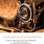 Se convoca el I Concurso de Fotografía PHÕSEnt