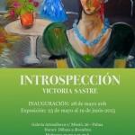 """""""INTROSPECCION"""" de Victoria Sastre.Art Mallorca"""