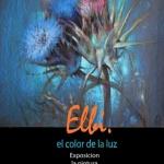 """""""El color de la luz"""" la artista Elena BitehtinaC"""
