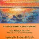 """""""LUZ MAGICA DEL SUR"""" BETTINA REBECCA WESTERHEIDE"""