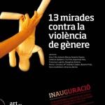13 miradas contra la violencia de generoARTISTAS