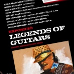 "Expo-fiesta ""LEGENDS OF GUITARS""""ARTMALLORCA"" ti"