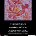 """Historias geométricas""Artmallorca y Cromlech C"