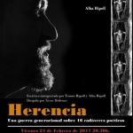 HERENCIAVuelve el teatro a Artmallorca El vierne