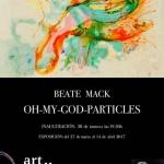 """""""Oh-my-God-particles"""".Exposición de la artista"""