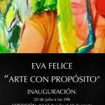 ARTE CON PROPOSITOLa galería Artmallorca y Crom