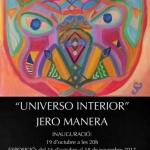 """Universo interior"""" de la artista Jero ManeraJuev"""