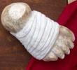 1800 € Comprar »   Pie Herido  Escultura de Fra