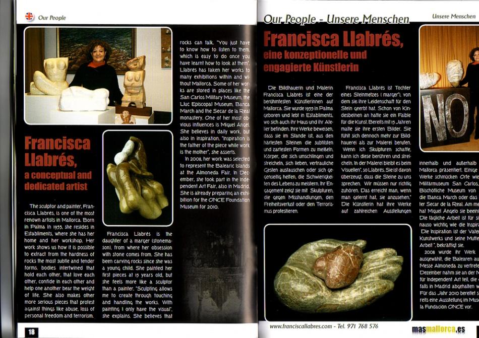 Más Mallorca - Revista mensual en ingles y aleman